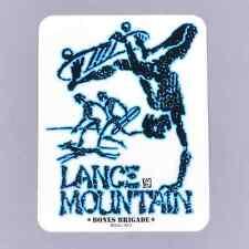 Powell Peralta Bones Brigade Mountain Skateboard Sticker - Assorted
