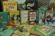 big lot old vintage Children's Books