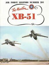 Ginter Air Force Legends 201: The Martin XB-51