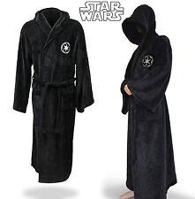 Star Wars Darth Vader Galactic Empire Adult Costume Bathrobe Bath Robe  on SALE!