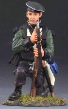 Thomas Gunn Napoleonic British Nap017B 95Th Rifles Kneeling Ready Cap Mib