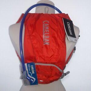 "NEW CamelBak ""Classic"" 85 oz/2.5L Bike MTB Hiking Hydration Backpack Red Unisex"