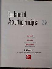 Fundamental Accounting Principles 21st McGraw Hill Education 1-12chpt