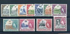 Basutoland 1954 defin set MLH