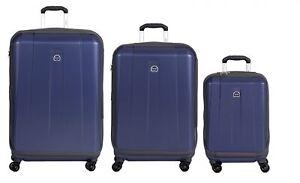 Delsey Luggage Helium Shadow 3.0 3 Piece Hardside 21