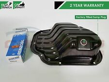 FOR NISSAN MICRA K12 1.0 1.2 1.4 NOTE CUBE 1.4 16V ENGINE OIL PAN SUMP + SEALANT