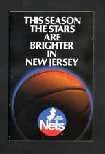 New Jersey Nets--1987-88 Pocket Schedule--New Jersey Lottery