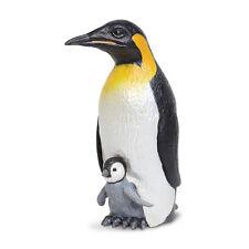Emperor Penguin With Baby Incredible Creatures Figure Safari Ltd NEW Toys