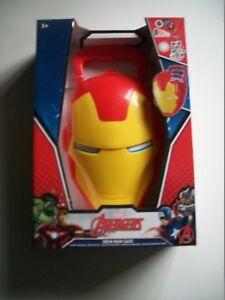 Marvel Avengers Iron Man Novelty Case - New - Free Post