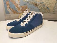 New Nike Mens Hachi ND QS Athletic Shoes 457059-440 sz 12 Blue Vntg Vintage