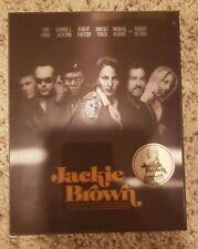 JACKIE BROWN Blu-ray Kimchidvd Steelbook Exclusive LENTICULAR SLIP Kimchi NEW