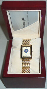 -Rare- 2001 -American League 100th Anniversary- Baseball Presentation Watch