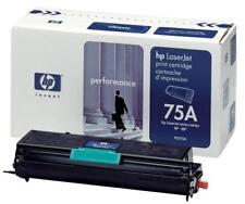 Toner Original HP 75A 92275A. HP Laserjet IIP IIIP. New Genuine HP