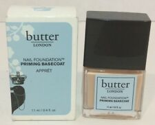 BUTTER LONDON Nail Foundation Priming Base Coat NIB 17.5ml .6 oz