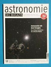 Astronomie Das Magazin Nr.17 April-Mai  2021 NEU + ungelesen.