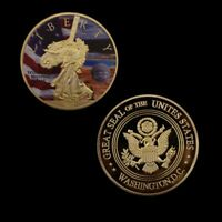 Home Decorative American Coin US Liberty Coins United Station Metal Coins