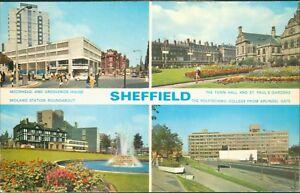 Sheffield; 4 views