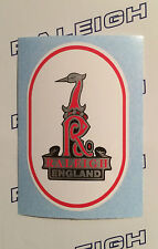 RALEIGH BUDGIE MK1, HERON HEADSTOCK LOGO SELF ADHESIVE DECAL