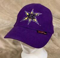 VTG Birmingham Bolts Adult OSFA Drew Pearson Stretchfit Hat Cap XFL Football WWF