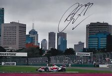 Ralf Schumacher Hand Signed Panasonic Toyota F1 12x8 Photo 3.