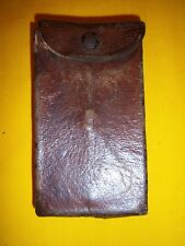 1950-53 Chinese & Nkpa Army Officers Pistol Belt Accessory Pouch Vet Captured