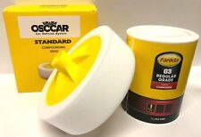 Farecla G3 Rubbing Compound Regular Cutting Paste 1kg + Pad Car Polishing