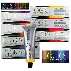MATRIX LOGICS IMPRINTS Demi-Permanent Hair Color 2oz (CHOOSE YOURS) (SEALED)