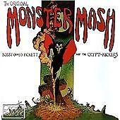 Monster Mash, Bobby Pickett CD   5050457126223   New