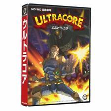 Ultracore (SEGA Mega Drive, 2019, NTSC-J)