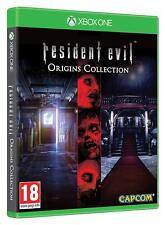 Xbox One Spiel Resident Evil Origins Collection mit Resident Evil& Resi Zero NEU