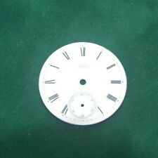 Waltham 18s 1882 Model 1879 Pocket Watch Face  Original Parts Watchmaking Tools