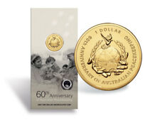 2007 The 60th Anniversary of Australia Peacekeeping $1 Coin