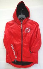 New Jersey Devils Women's S Carry The Ball Packable Lightweight Jacket 010