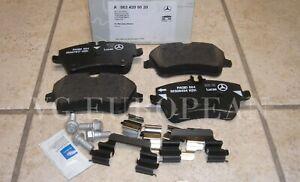 Mercedes W203 C-Class Genuine Front Brake Pad Set,Pads C230 C240 C320