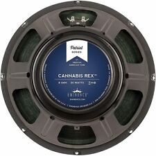 "Eminence Cannabis Rex 12"" HEMP CONE NEW Speaker - 8 ohm - FREE SHIPPING!"