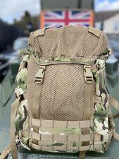 More details for new genuine british army issue mtp ecm karrimorsf daysack bergen rucksack 40l