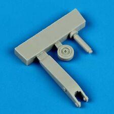 Quickboost 1/48 Grumman S2F Tracker roulette de queue pour Kinetic # 48530