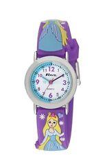 Ravel Ice Princess Girls Time Teacher Soft Strap Watch R1513.75 1 Yr Guarantee