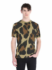 Cotton Camouflage Personalised Fitted T-Shirts for Men