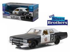 1974 Dodge Monaco Bluesmobile The Blues Brothers Movie 1:24 Diecast - 84011