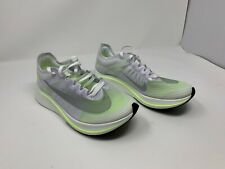 1004cbacd51f Nike Zoom Fly Running Shoes White Volt AJ8229 107 Women s Size 10 NO BOX TOP