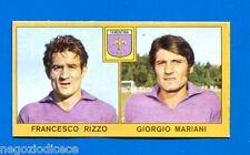 # CALCIATORI PANINI 1969-70 - Figurina-Sticker - RIZZO-MARIANI FIORENTINA-Rec