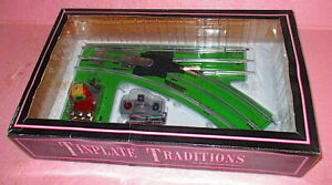 MTH #223 Standard Gauge REMOTE CONTROL Right-Hand SWITCH Track for Lionel NEW