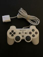 Genuine Sony Dualshock 2 Controller Analog PS2 Controller White SCPH-10010