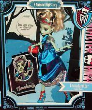 MONSTER HIGH Doll FRANKIE STEIN Cinderella THREADARELLA SCARILY EVER AFTER New