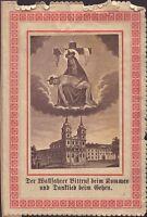 Maria Schoßberg Eslovaquia Hungría Bohemia Wallfahrt Recuerdo Estampa (B-5029