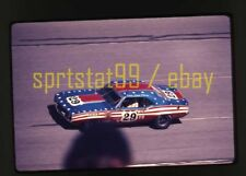 1973 Ralph Noseda #29 Chevy Camaro - Daytona 24 Hours - Vintage 35mm Race Slide