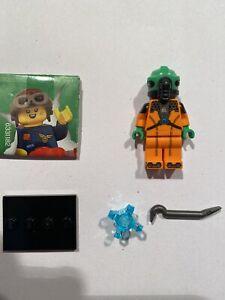 Lego Minifigures 71029 Series 21 - No. 11 ALIEN