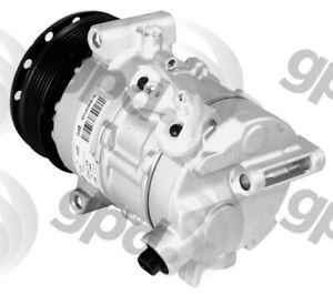 A/C Compressor-New Global 6512808