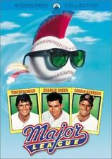 Major League  DVD Tom Berenger, Charlie Sheen, Corbin Bernsen, Margaret Whitton,